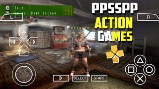 Top 5 ( Best PPSSPP ) Action Games For Android 2018
