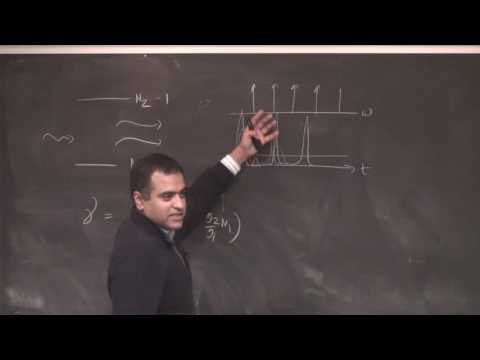 Lasers & Optoelectronics Lecture 24: Active and Passive Mode Locking (Cornell ECE4300 Fall 2016)