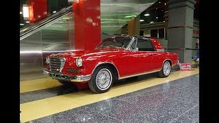 1963 Studebaker Gran Turismo GT Hawk in Red & R2 Engine Sound on My Car Story with Lou Costabile
