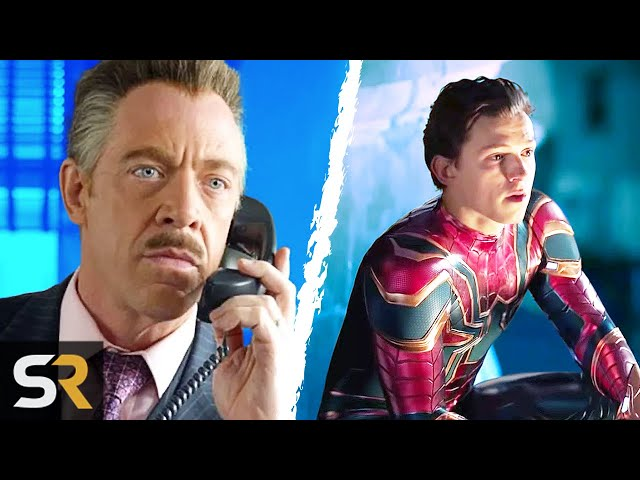 25 Questions Spider-Man: Far From Home Left Unanswered