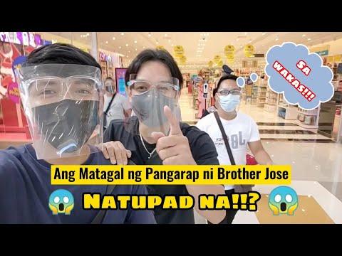 Natupad na Ang Pangarap ni Brother Jose!//Makulit na Team Kalingap -  (2020)