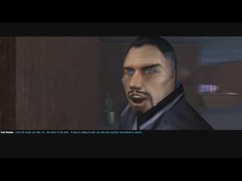 Deus Ex - Paul Denton Story