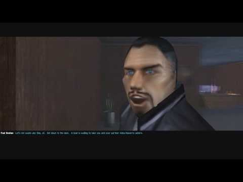 Deus Ex - Paul Denton Story