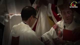 Xúc Động  Hình Ảnh Lãnh Nhận Thiên Chức Linh Mục Của Cha Giuse Savio Đoàn Quốc Thắng Tại Tây Ban Nha
