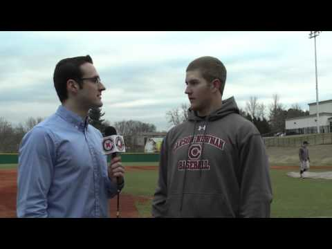 Carson-Newman Baseball: Greg Jones Post-King 2-10-15