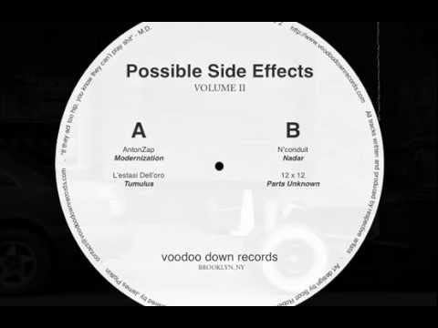 Voodoo Down Records - Possible Side Effects, Vol. 2