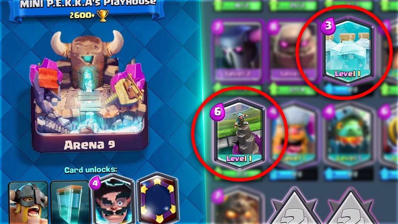 ... LEGENDARY,MYTHICAL CARDS!! UPDATE RUMOURS for Clash Royale! - YouTube