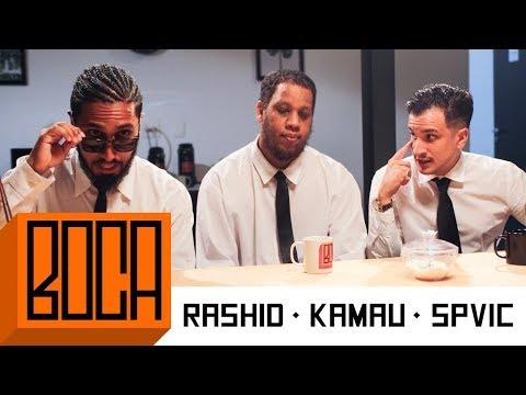 Rashid, Spvic & Kamau part. Geninho - A Propósito