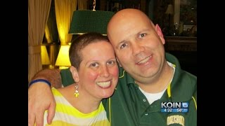 A wife's final wish: Colon cancer awareness