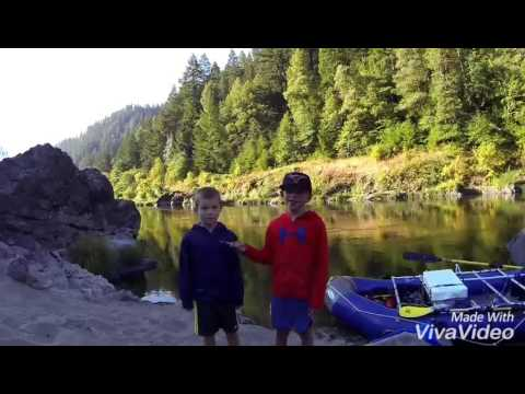 Rogue River Camping -  Behind the Scenes