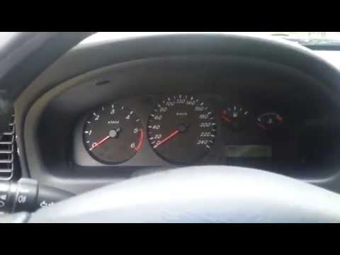 Nissan Almera n16 2001 2.2 di скачут обороты на хх
