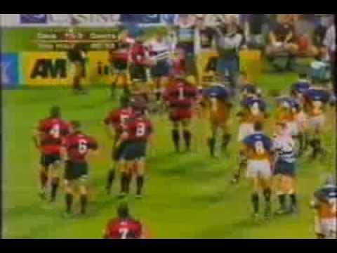 Crusaders vs Chiefs 1999 Super 12