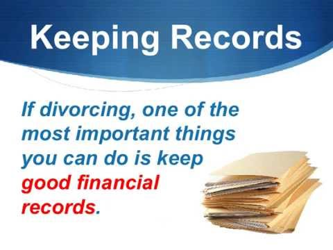 "If divorcing in Orange County, California, one of the most important things you can do is have complete and extensive financial records. To help your attorneys and your case, financial records are important:  1. The division of assets and obligations;  2. Needed for ""Epstein credits""; and   3. Can reduce time and cost of proceedings"