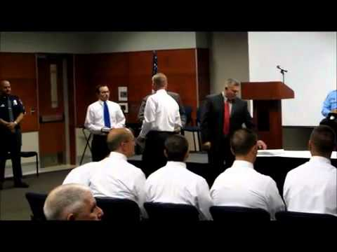 89th Mid-Michigan Police Academy graduation
