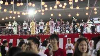 36th Bon Odori,Malaysia 2012