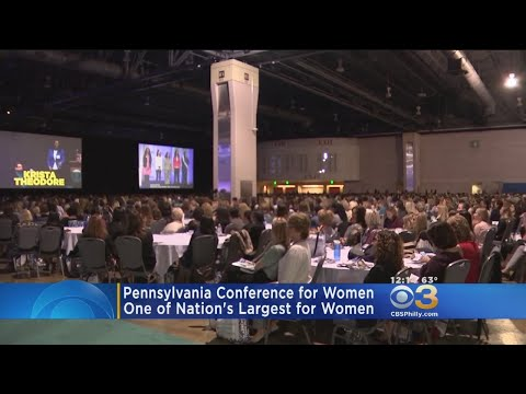 Amal Clooney Headlines Pennsylvania Conference For Women