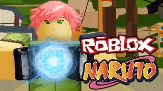 MY NINJA WAY! | The Ninja Way | EP 1 (Roblox Naruto Roleplay)