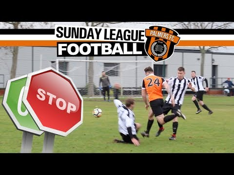 Sunday League Football - STOP START BATTLE