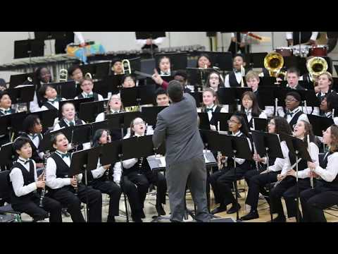 Berrien Springs Middle School: 8th Grade Band