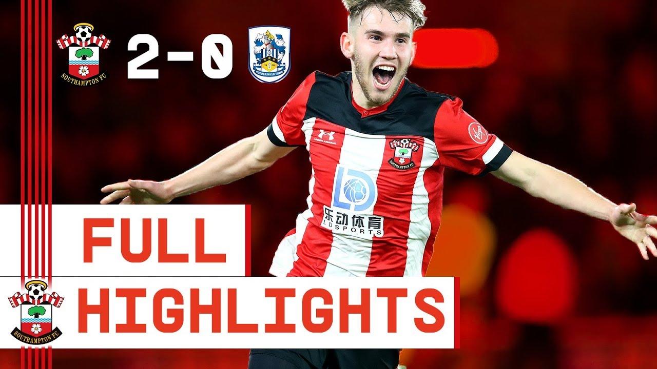 HIGHLIGHTS: Southampton 2-0 Huddersfield Town   FA Cup