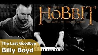 The Hobbit - The Last Goodbye - Billy Boyd (Cover by Junik)