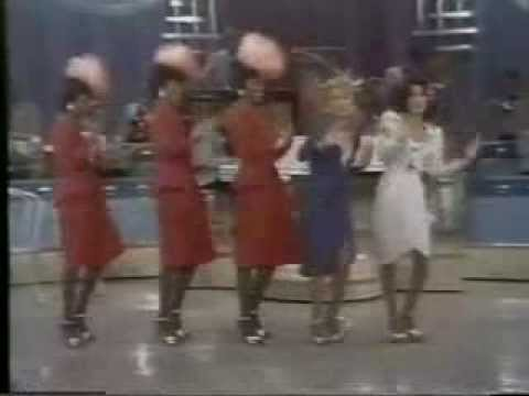 Cher Show- Swing era Medley with The Pointer Sisters, Teri Garr, Freddie Prinze
