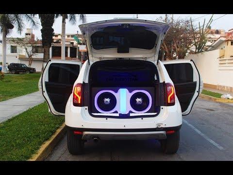 RENAULT DUSTER TUNING / CAR AUDIO