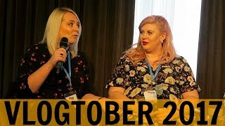 VLOGTOBER 1: Fancy London Day With Louise!