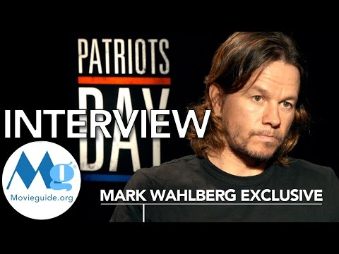 PATRIOTS DAY INTERVIEW: Mark Wahlberg & Peter Berg