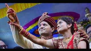 Rahulrathod Weds Dhanashri | Awesome Wedding Teaser | SUBHASH STUDIO