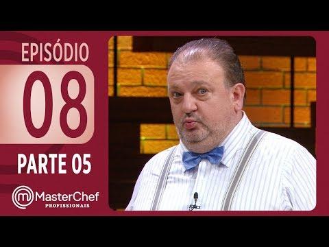MASTERCHEF PROFISSIONAIS (24/10/2017) | PARTE 5 | EP 08 | TEMP 02