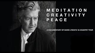 デヴィッド・リンチ:瞑想・創造性・平和 16カ国ツアーのドキュメンタリー