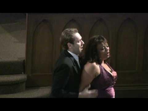Los Angeles Metropolitan Opera ~ Un di felice ~ Franz Stary, Tenor & Linda Jackson, Soprano
