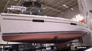 2017 Catalina 425 Sailing Yachts - Walkaround - 2017 Toronto Boat Show