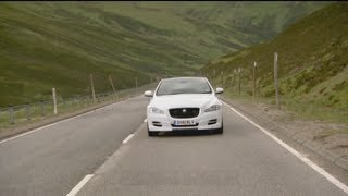 Jaguar XJ Supersport Review - Fifth Gear