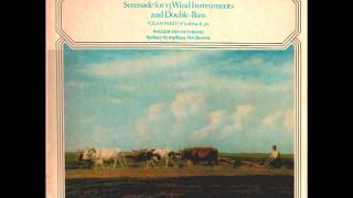 Mozart-Serenade in B flat Major K  361 (Grnd Partita) (Complete)