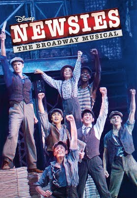 Newsies The Broadway Musical Duration 2 14 08