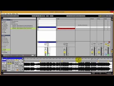Ableton Q&A - Using the Loop, Start, & End Indicators