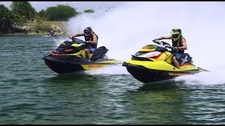 Ultimate Beach Party With Sea-Doo!!