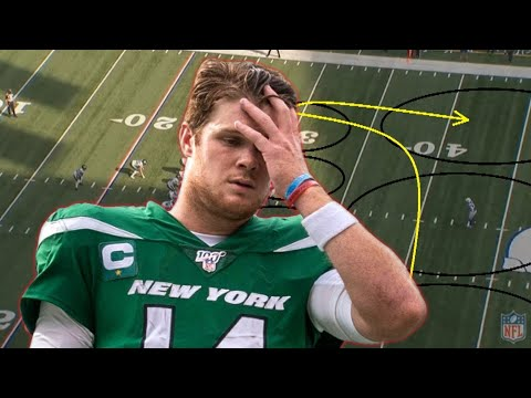 Film Study: Is Sam Darnold to blame for the New York Jets offensive struggles?