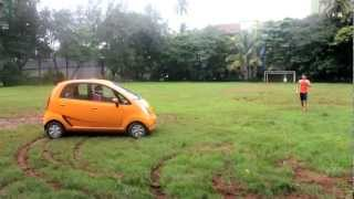 Tata Nano Drifting