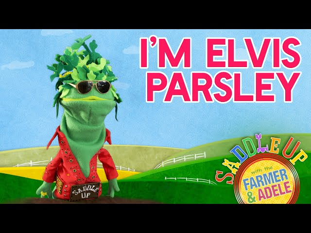 Saddle Up: I'm Elvis Parsley.  #saddleup #madisononmymind #nearts #metroartsnash