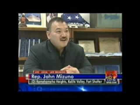 Hawaii Senate Bill 190 - March 21, 2009