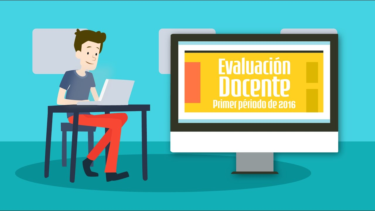 Evaluaci n docente youtube for Plazas de docentes 2016