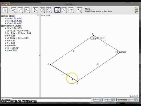 how to remove input help geogebra