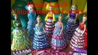 Hiasan Cantik Untuk Menaruh Permen (Beautiful Decorations To Put Candy))