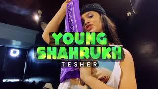 Tesher- Young Shahrukh l Dance Video l Pery Sheetal & Gaurav Rawat Choreography