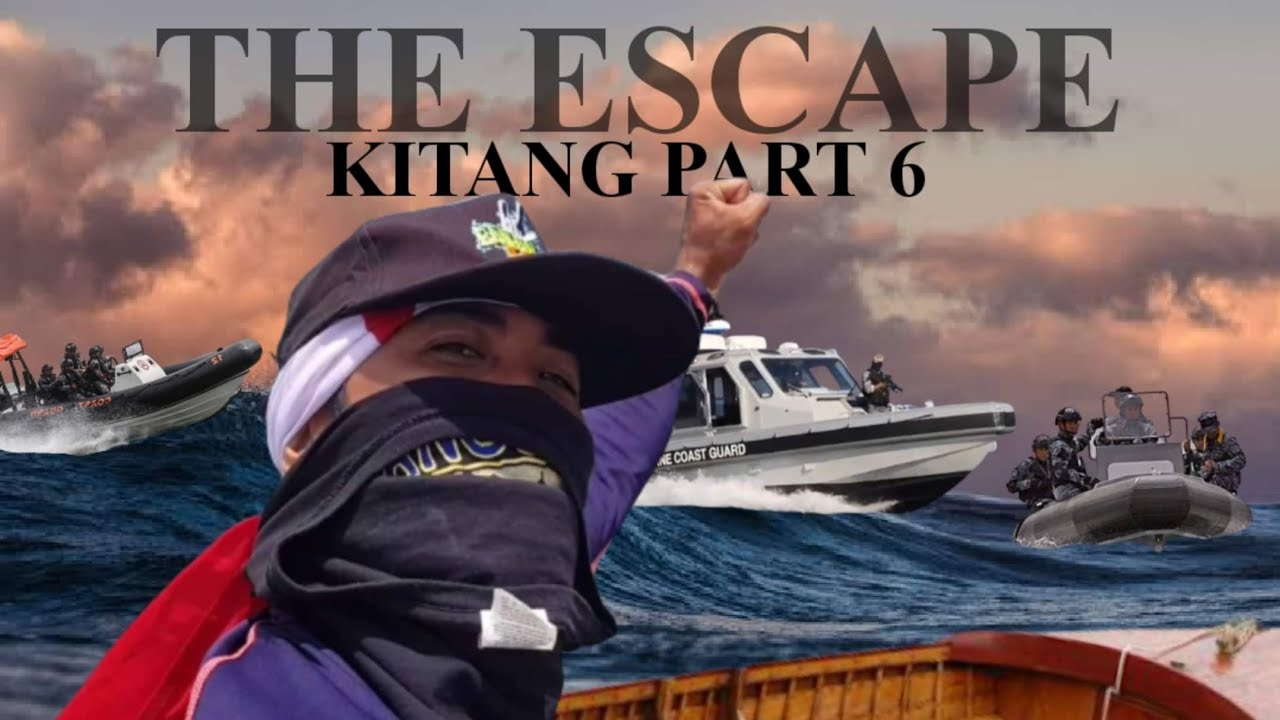 THE ESCAPE | KITANG PART 6 | Japer Sniper Official  July 4, 2020