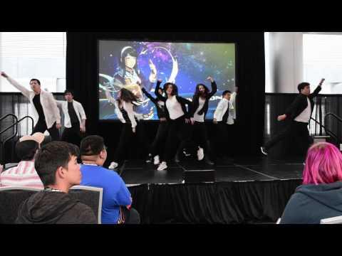 [Eclipse] Fanime 2017 Performance   TWICE/KARD/BTS