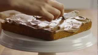 How To Make A Simple White Cake